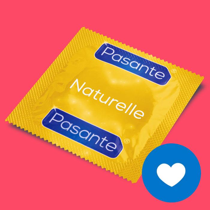 e2ae30eaacf Kondoom Pasante Naturelle - anatoomiline, 1 tk - Osta epoest liset.ee